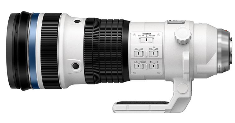 為極致輕量而生!OLYMPUS發布專業級超望遠長焦鏡頭ED 150-400mm PRO
