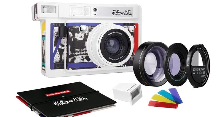 Lomography向傳奇攝影大師William Klein致敬,聯乘Lomo'Instant Wide相機展示經典作品!