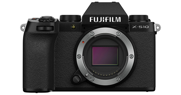 FUJIFILM X-S10最新韌體 Ver1.02推出!讓AUTO模式變得更好用