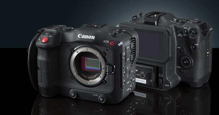 4K電影級數位攝影機Canon EOS C70正式開賣!RF鏡頭接環 進入電影製作新時代