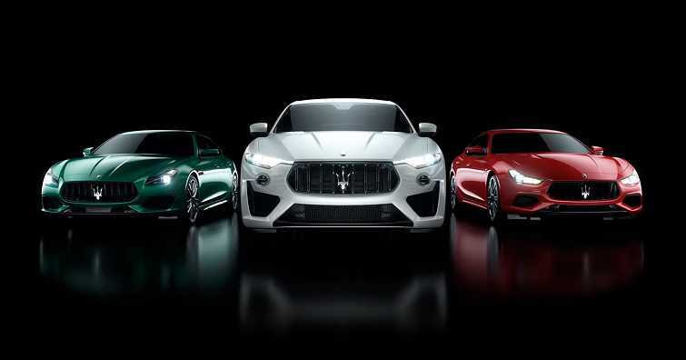 Be Audacious 無懼困境、勇於突破  Maserati Taiwan 2020年度銷售成長 7%