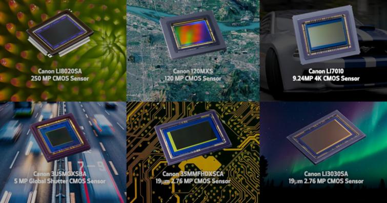 Canon 專利數全球第三,3,226 項專利展現研發實力