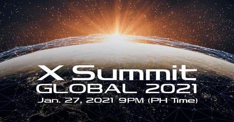 富士將於1/27 9:00PM線上召開X Summit GLOBAL 2021全球高峰會