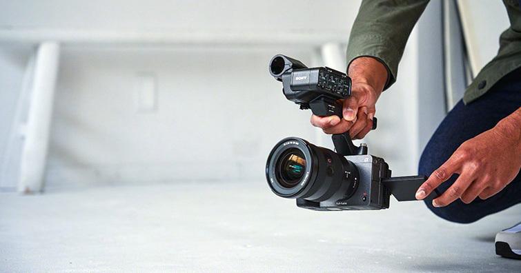 電影感觸手可及,Sony正式發佈全幅電影攝影機 FX3,單機身建議售價NT$ 109,980
