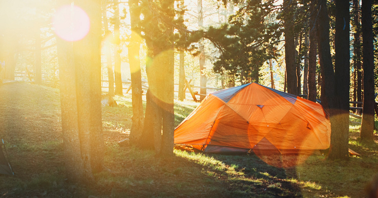 【戶外野趣】露營新手看過來!第一頂帳篷應該怎麼挑?