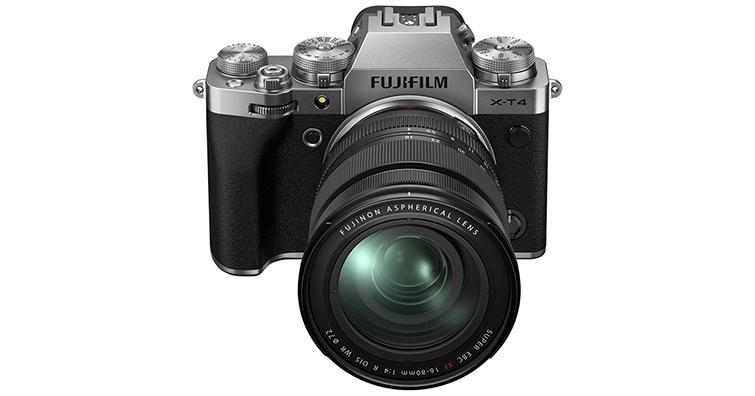 富士發布X-T4、X-H1的最新韌體更新!修復多項小錯誤讓相機更好用