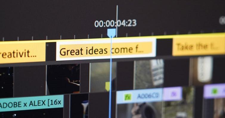 Adobe 發布影片製作應用程式更新:釋放專業剪接師、社交媒體創作者等現代創作者的潛能
