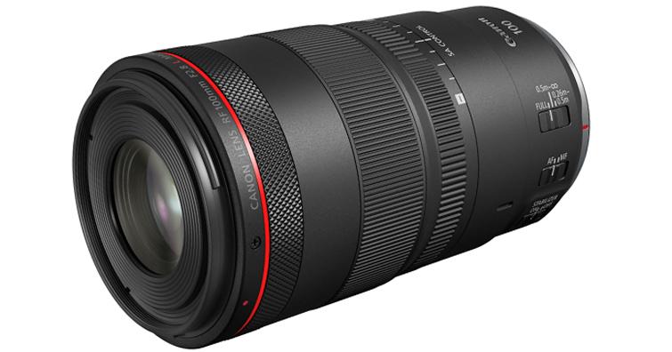 Canon RF100mm F2.8 L MACRO IS USM 微距鏡頭發佈,預計今年七月上市