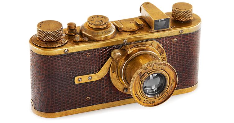 徠卡第38屆徠茲相機拍賣會!6月12日將於維也納舉行