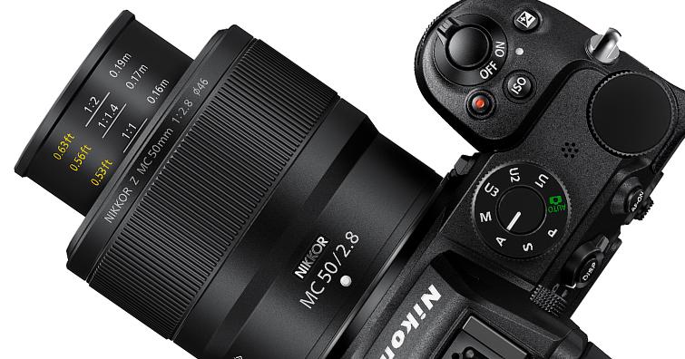 Nikon NIKKOR Z MC 50mm f/2.8微距鏡頭發佈,不管近距特寫或城市速寫,通通一鏡搞定