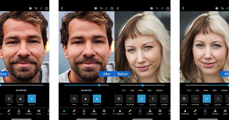 Adobe 發布 iPad 版 Photoshop 自訂筆刷及 Photoshop Express相片修飾功能