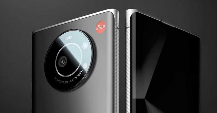 Leica(徠卡)LEITZ PHONE 1今日開始預購,建議售價約NT$ 48,000