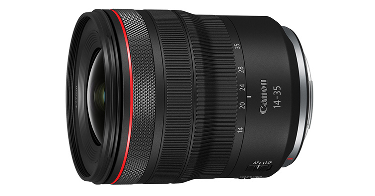 Canon RF 14-35mm f/4L IS USM正式發佈,拍攝風景、建築等題材專業之選