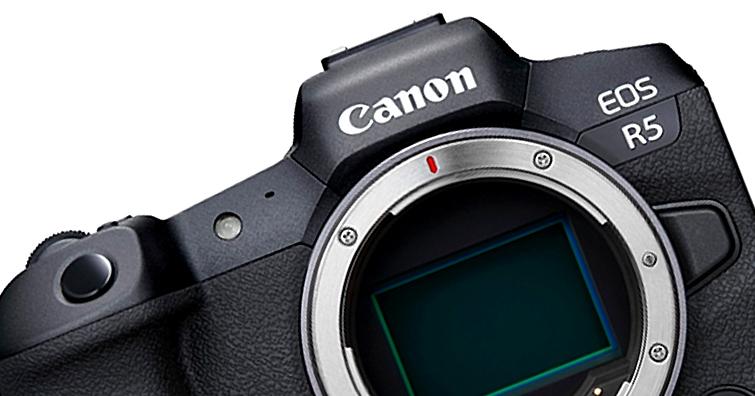 【乳摸】Canon EOS R5C於明年第一季發佈,將搭載主動散熱系統?
