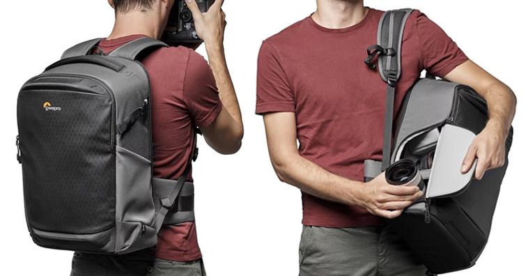 LOWEPRO推出第三代火箭手雙肩包,針對舒適性與耐用性做了全面升級