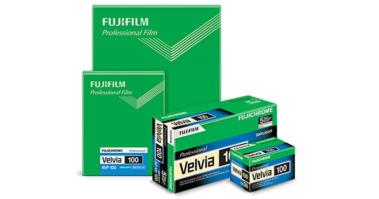 美國環境保護署 (EPA) 新法案釋出,FUJIFILM Velvia 100正片即日起將停止在美國販售