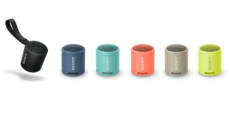 【戶外生活】Sony發表全新EXTRA BASS重低音無線藍牙喇叭SRS-XB13!露營聽音樂的好選擇