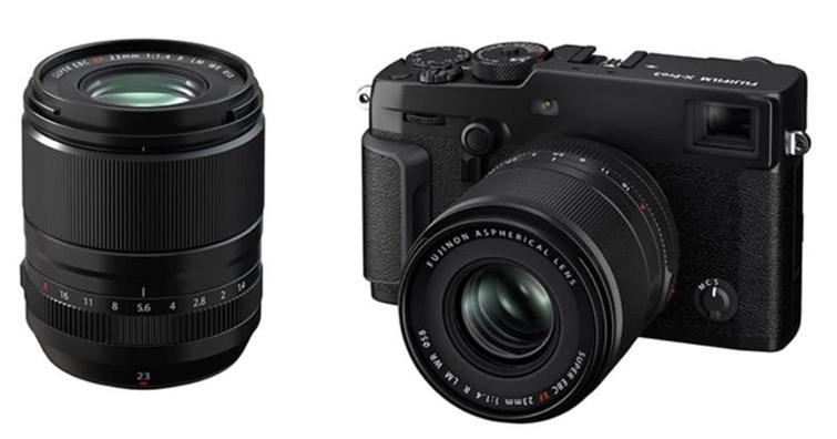 FUJIFILM發佈全新FUJINON鏡頭XF23mmF1.4 R LM WR,可支援未來解析度更高的相機感應器