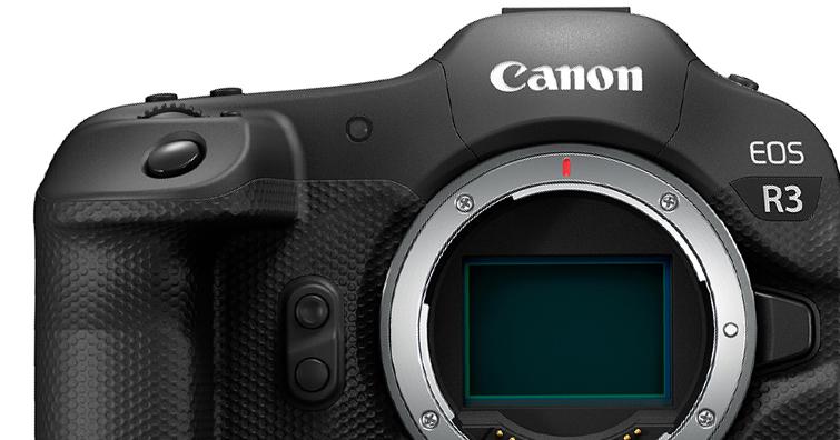 Canon EOS R3正式發布,預計11月下旬發售,單機身建議售價約17萬新台幣