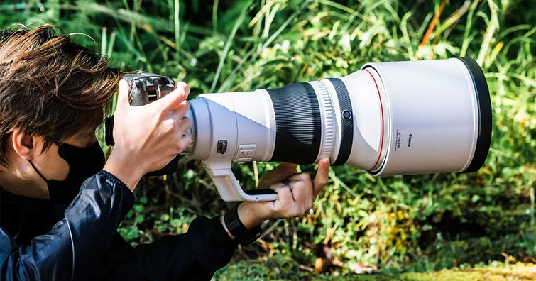 Canon全新旗艦級超望遠RF鏡頭  RF 400mm f/2.8L IS USM 及RF 600mm f/4L IS USM正式開賣