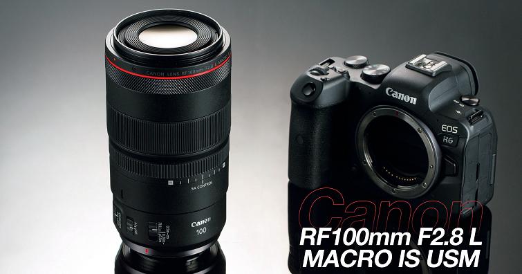 Canon RF 100mm F2.8 L MACRO IS USM!RF接環首款百微參上