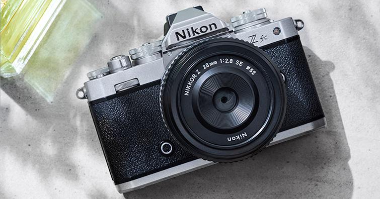 經典復古設計 緊湊輕巧造型 Nikon Nikkor Z 28mm f/2.8(SE)即將開賣,建議售價約NT$ 11,000