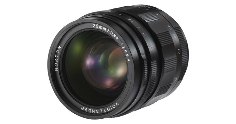 夢幻 大光圈 Voigtlander Nokton 25mm F0.95 評測報告
