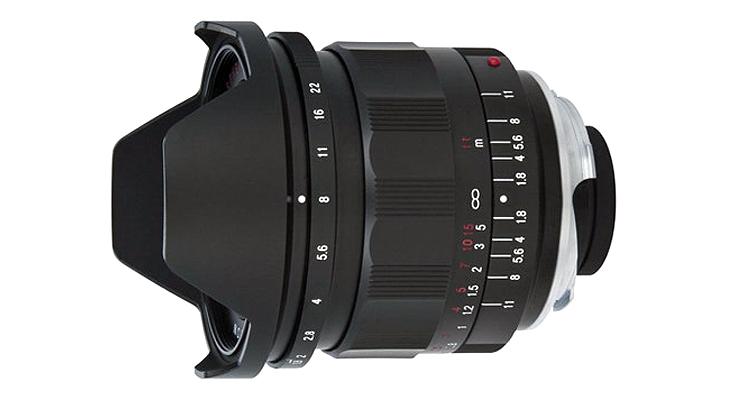 廣角 大 光圈 手動鏡 M 接環的 平價 首選 Voigtländer ULTRON 21 mm F1.8 Aspherical