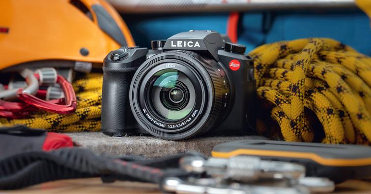 【相機快訊】徠卡 V-Lux 5 如生活般絢麗多彩